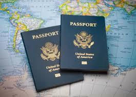 United States Passport pic
